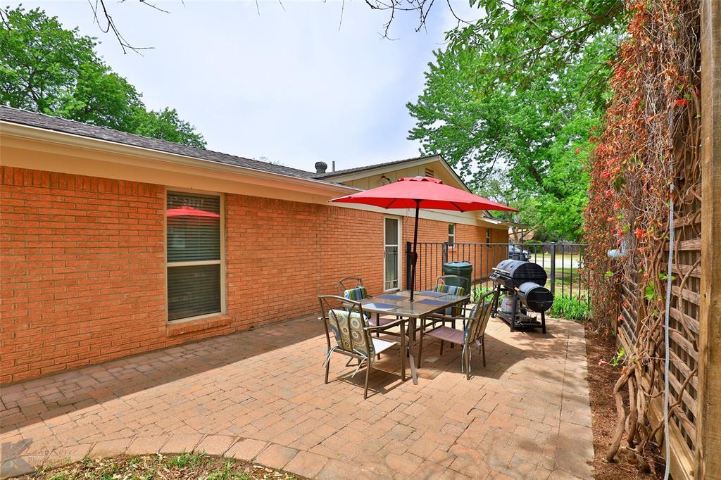 2215 Oakwood  Lane, Abilene, Texas 79605 - acquisto real estate best relocation company in america katy mcgillen