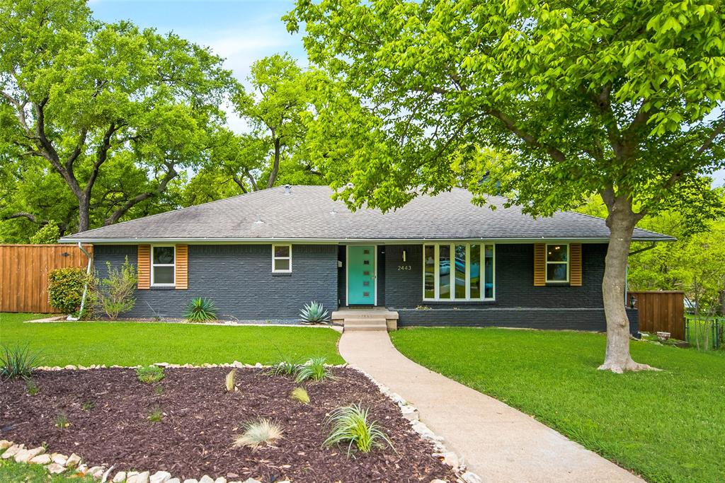 2443 Monaco  Lane, Dallas, Texas 75233 - acquisto real estate best allen realtor kim miller hunters creek expert