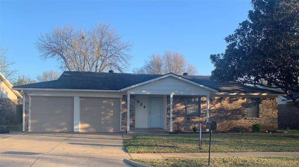 524 Mustang  Drive, Saginaw, Texas 76179 - Acquisto Real Estate best frisco realtor Amy Gasperini 1031 exchange expert