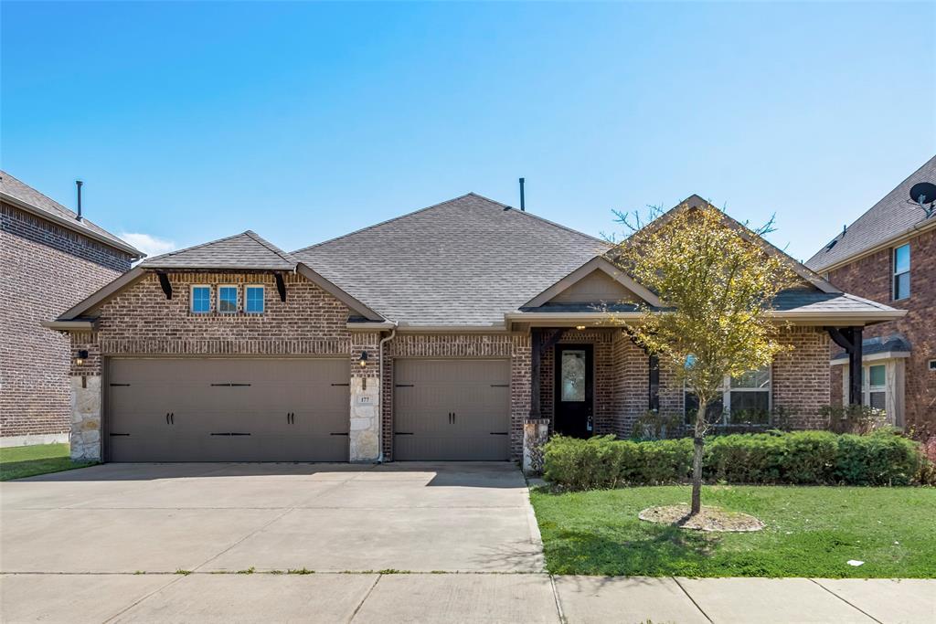 177 Griffin  Avenue, Fate, Texas 75189 - Acquisto Real Estate best frisco realtor Amy Gasperini 1031 exchange expert