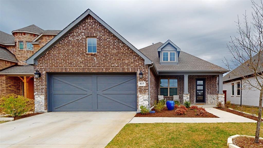 817 Bent Brook  Road, Aubrey, Texas 76227 - Acquisto Real Estate best frisco realtor Amy Gasperini 1031 exchange expert