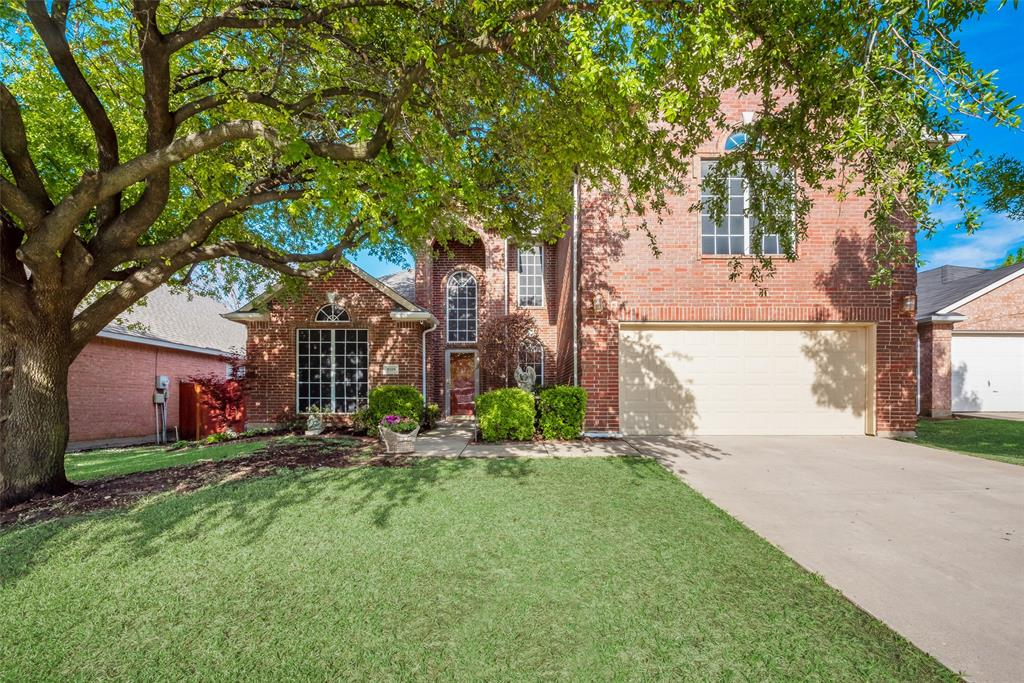 8109 Amistad  Court, Fort Worth, Texas 76137 - Acquisto Real Estate best plano realtor mike Shepherd home owners association expert