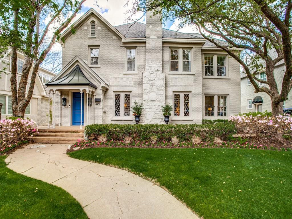 4432 Edmondson  Avenue, Highland Park, Texas 75205 - Acquisto Real Estate best mckinney realtor hannah ewing stonebridge ranch expert