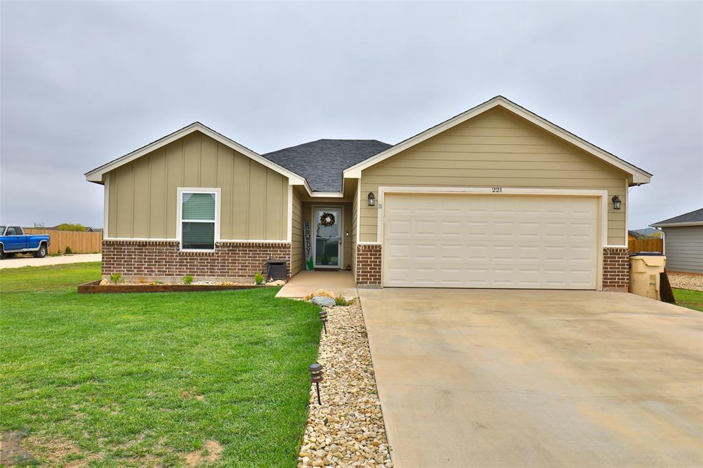 221 Foxtrot  Lane, Abilene, Texas 79602 - Acquisto Real Estate best frisco realtor Amy Gasperini 1031 exchange expert