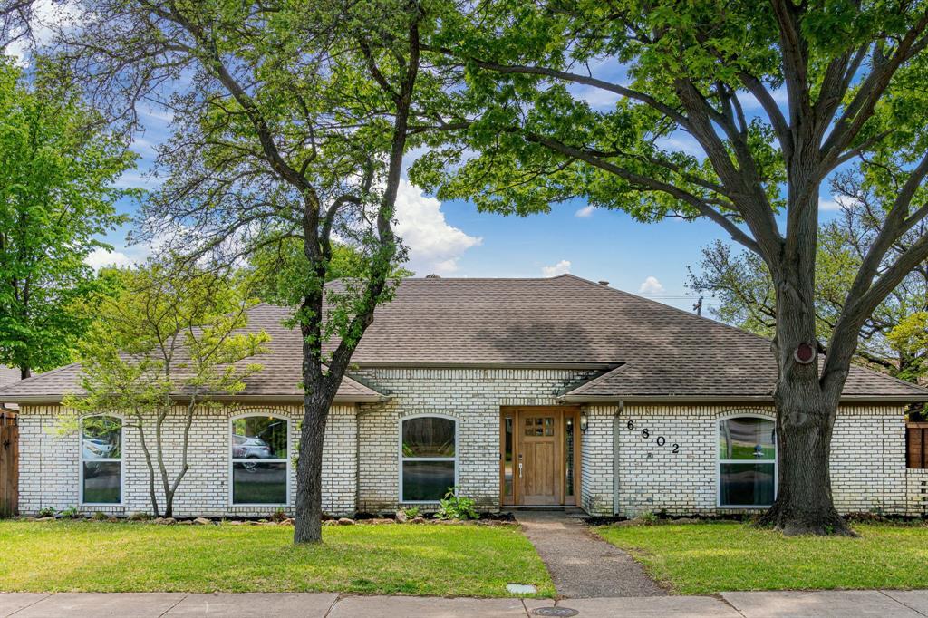 6802 Duffield  Drive, Dallas, Texas 75248 - acquisto real estate best allen realtor kim miller hunters creek expert