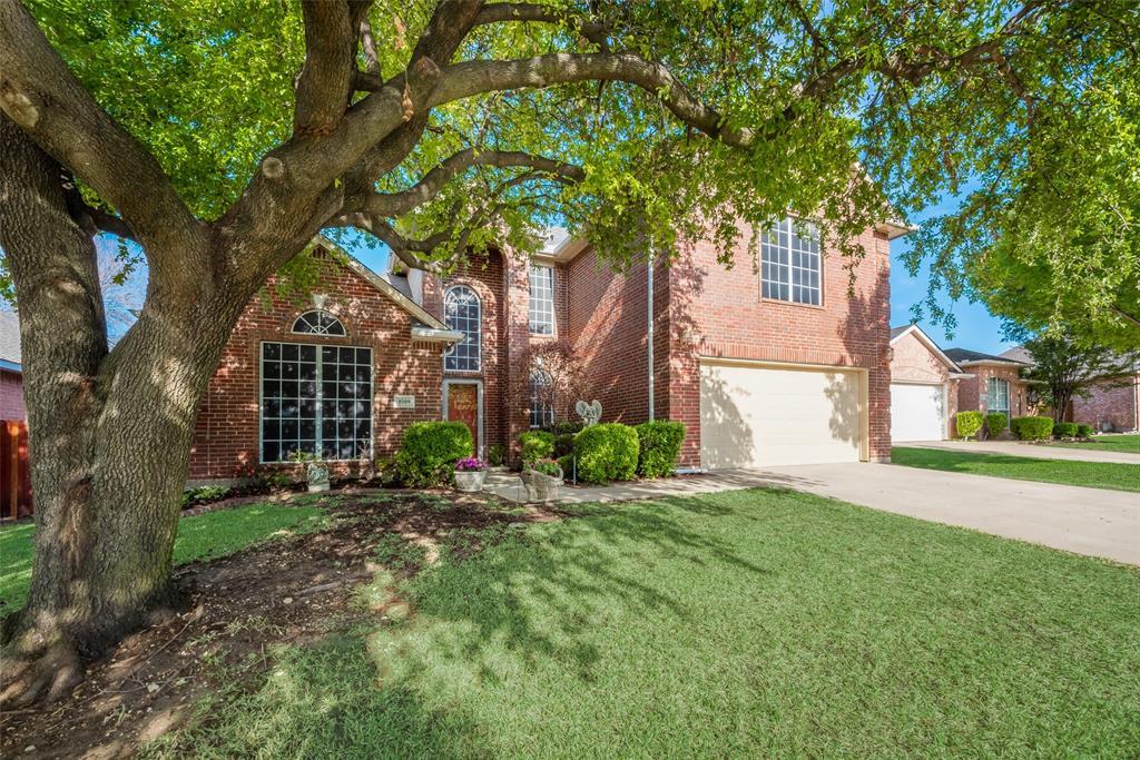 8109 Amistad  Court, Fort Worth, Texas 76137 - acquisto real estate best allen realtor kim miller hunters creek expert