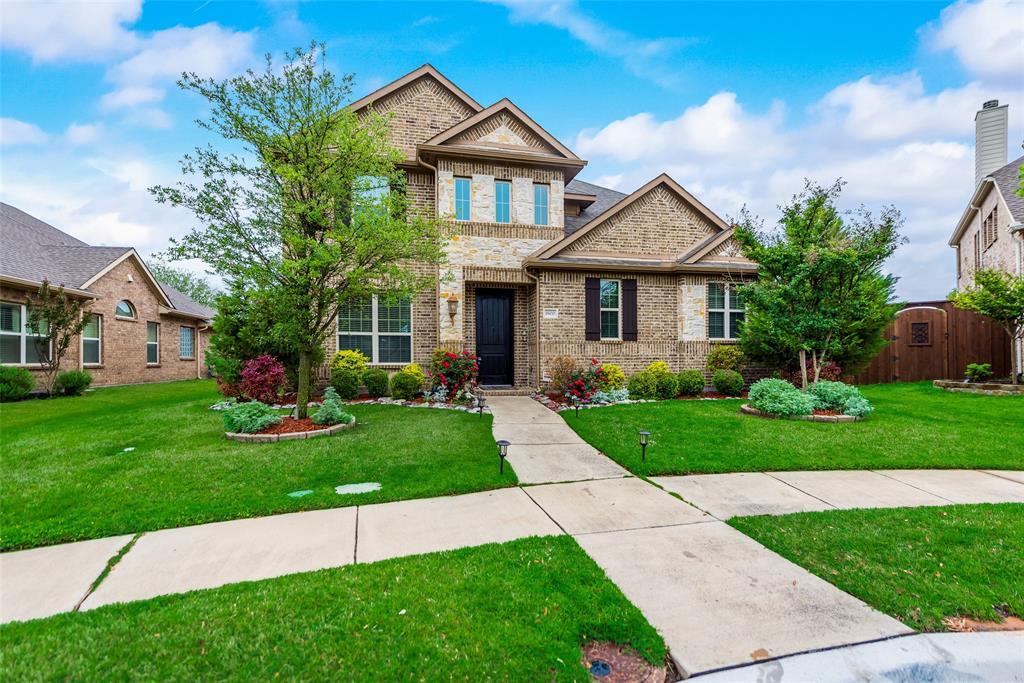 1600 Palisade  Drive, Allen, Texas 75013 - acquisto real estate best allen realtor kim miller hunters creek expert