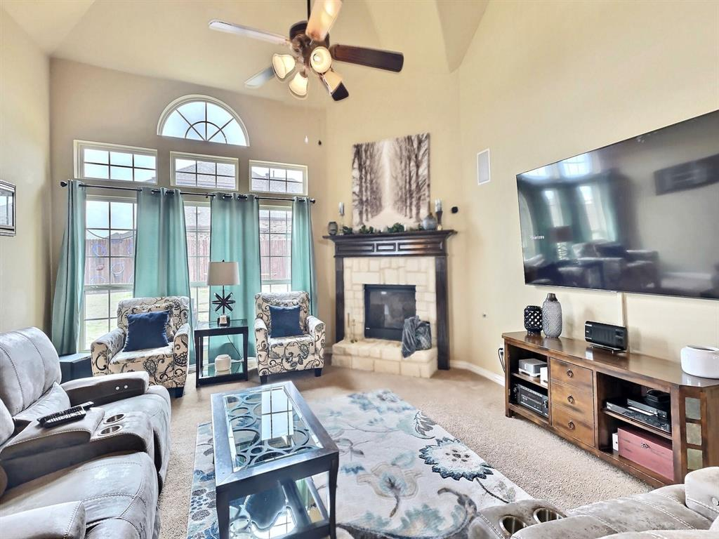 1032 Blue Heron  Drive, Forney, Texas 75126 - acquisto real estate best prosper realtor susan cancemi windfarms realtor