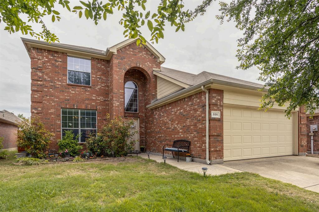 886 Bowie  Drive, Lavon, Texas 75166 - Acquisto Real Estate best plano realtor mike Shepherd home owners association expert