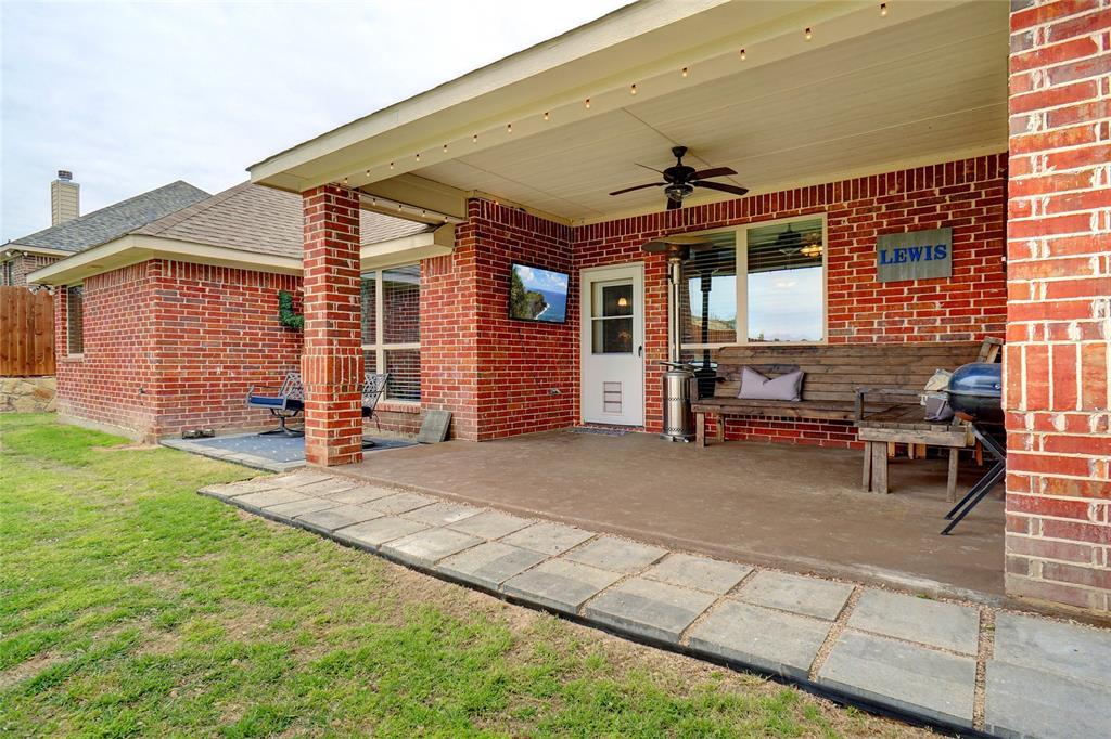 213 Water Oak  Lane, Weatherford, Texas 76086 - acquisto real estate best realtor dfw jody daley liberty high school realtor