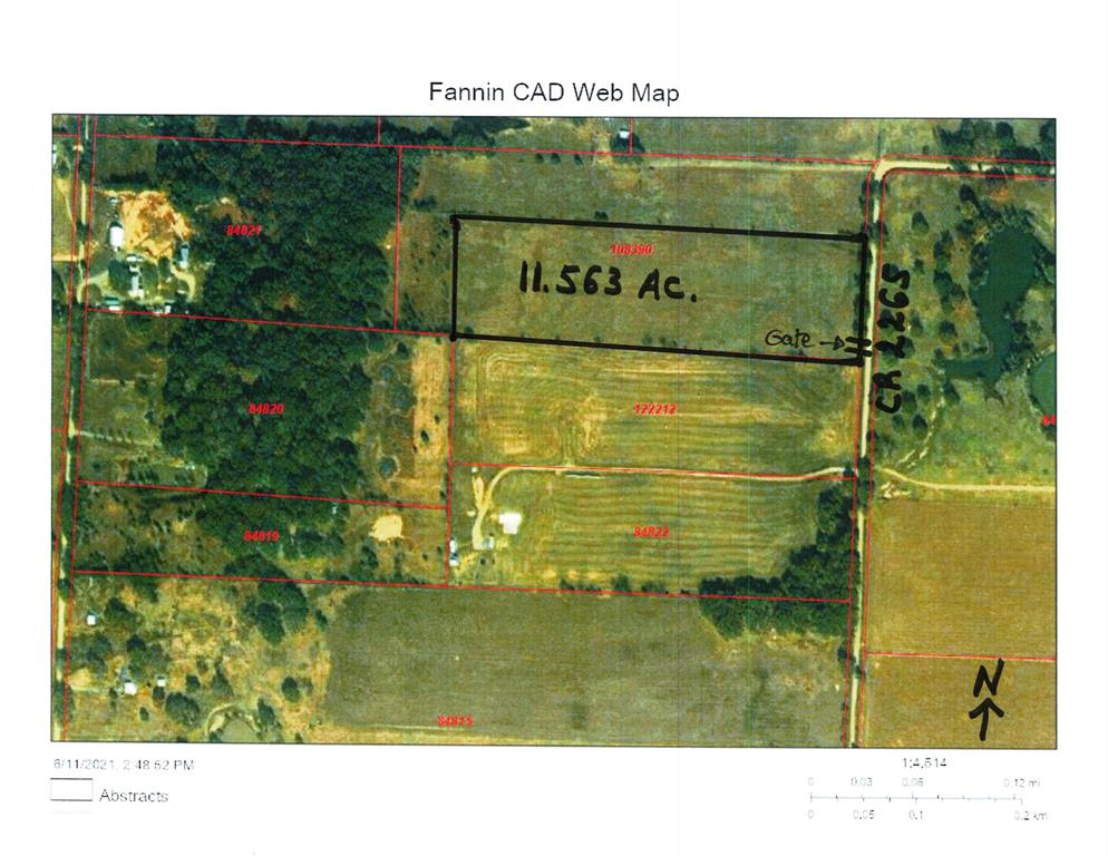 TBD County Road 2265  Lamasco, Texas 75447 - Acquisto Real Estate best frisco realtor Amy Gasperini 1031 exchange expert