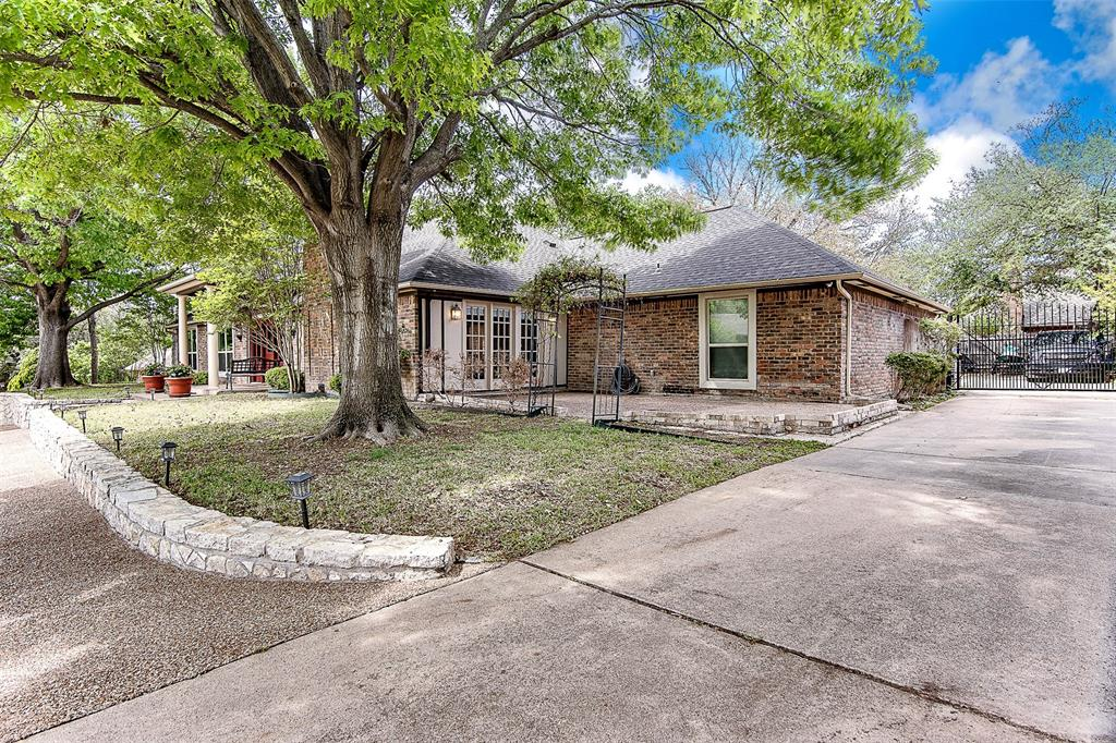 6909 Battle Creek  Road, Fort Worth, Texas 76116 - acquisto real estate best the colony realtor linda miller the bridges real estate