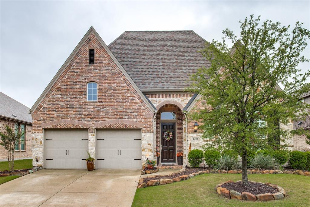 4551 Crossvine  Drive, Prosper, Texas 75078 - Acquisto Real Estate best frisco realtor Amy Gasperini 1031 exchange expert
