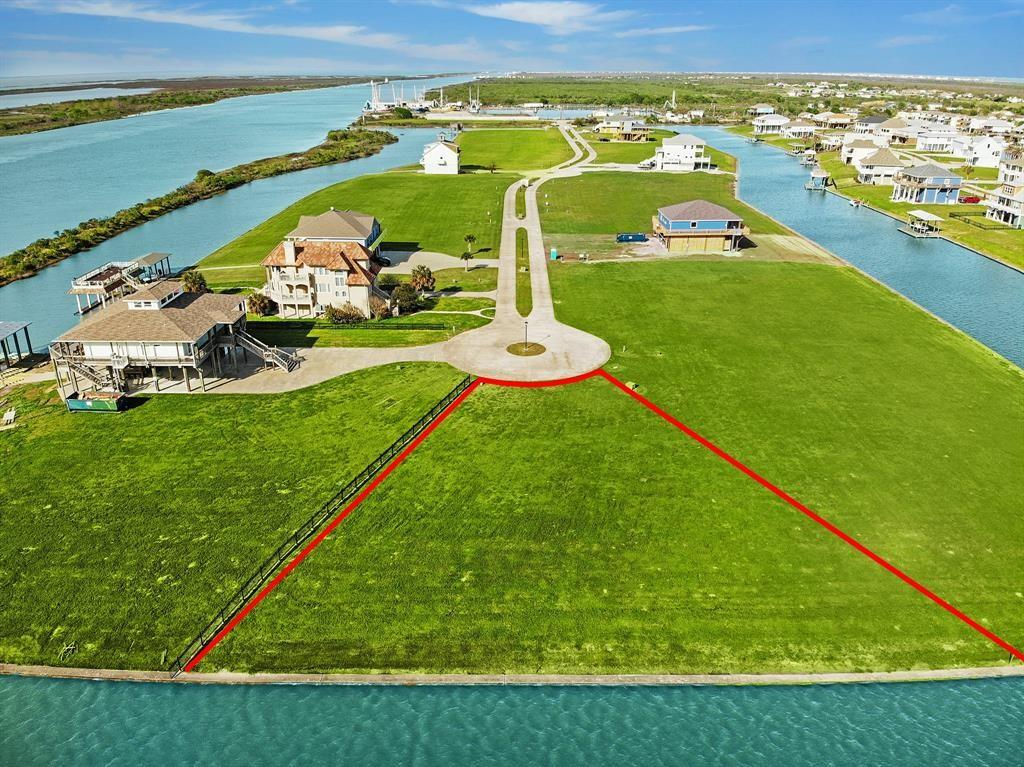 1800 Laguna Harbor Estate  Boulevard, Port Bolivar, Texas 77650 - Acquisto Real Estate best frisco realtor Amy Gasperini 1031 exchange expert