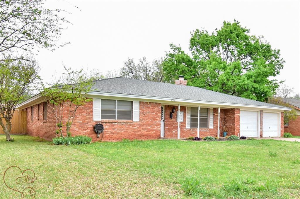 1726 Westwood  Drive, Abilene, Texas 79603 - acquisto real estate best allen realtor kim miller hunters creek expert