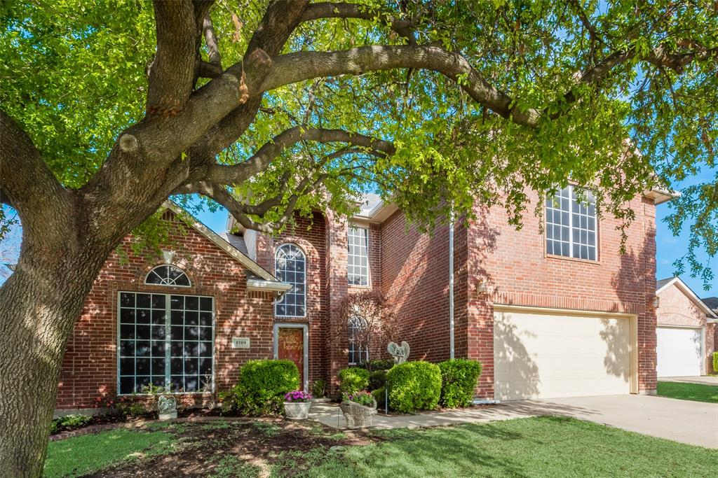 8109 Amistad  Court, Fort Worth, Texas 76137 - acquisto real estate best the colony realtor linda miller the bridges real estate