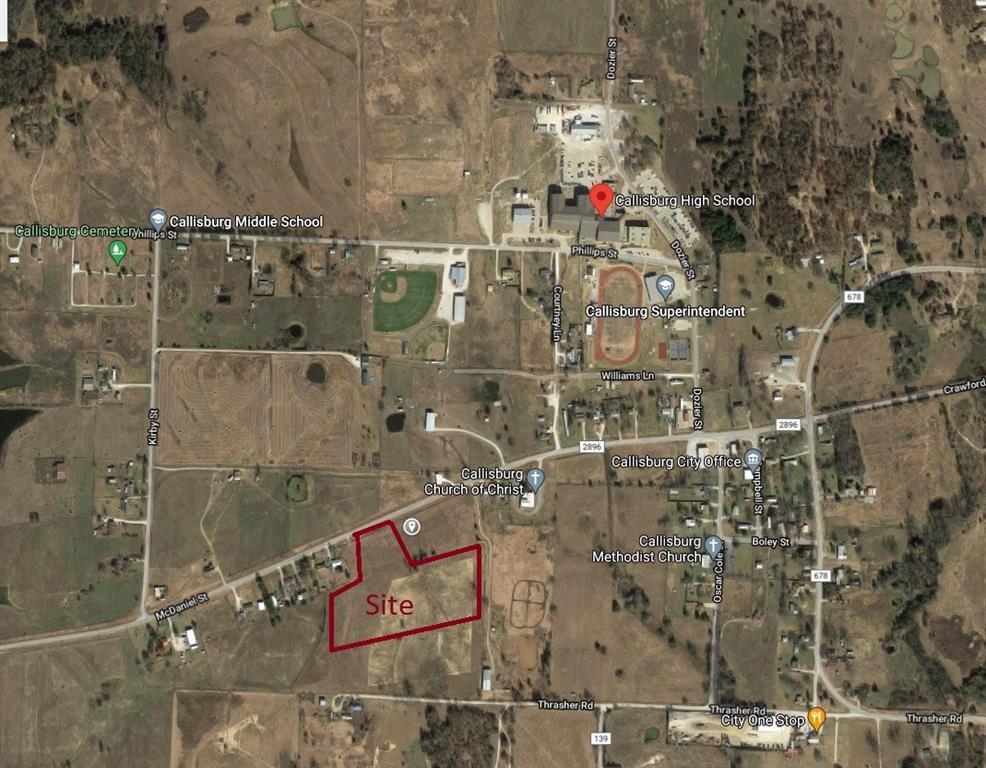 TBD Austin  Street, Callisburg, Texas 76240 - Acquisto Real Estate best frisco realtor Amy Gasperini 1031 exchange expert