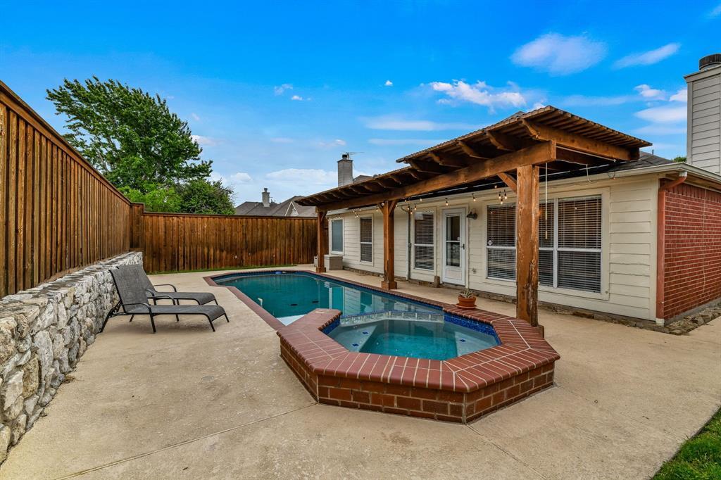 4601 Parkview  Lane, Fort Worth, Texas 76137 - acquisto real estate best allen realtor kim miller hunters creek expert