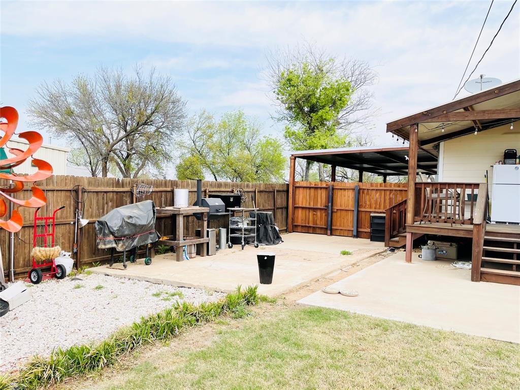 1303 Williams  Street, Breckenridge, Texas 76424 - acquisto real estate best realtor dallas texas linda miller agent for cultural buyers