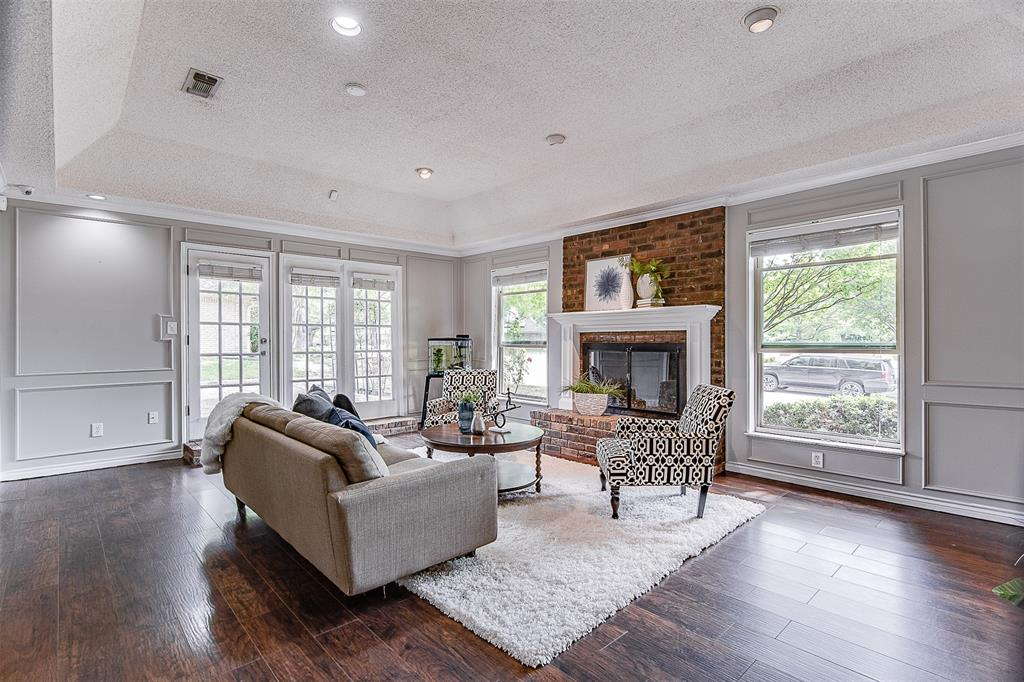 6909 Battle Creek  Road, Fort Worth, Texas 76116 - acquisto real estate best real estate company in frisco texas real estate showings