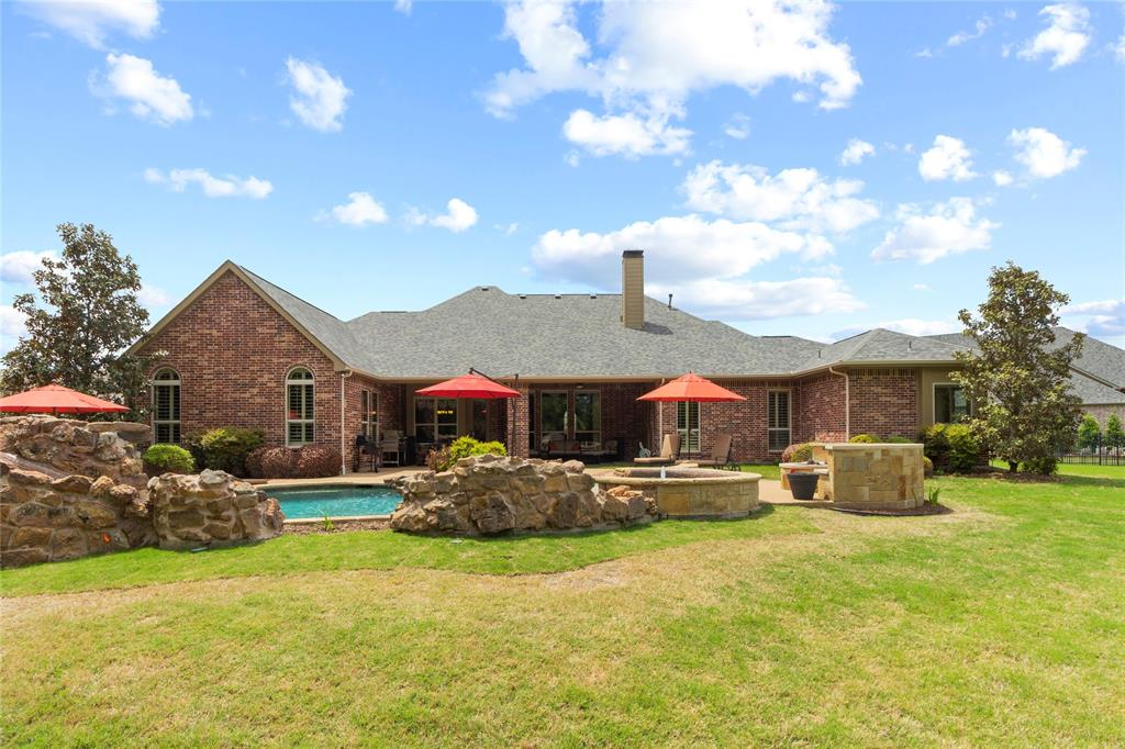 336 Darton  Drive, Lucas, Texas 75002 - acquisto real estate agent of the year mike shepherd