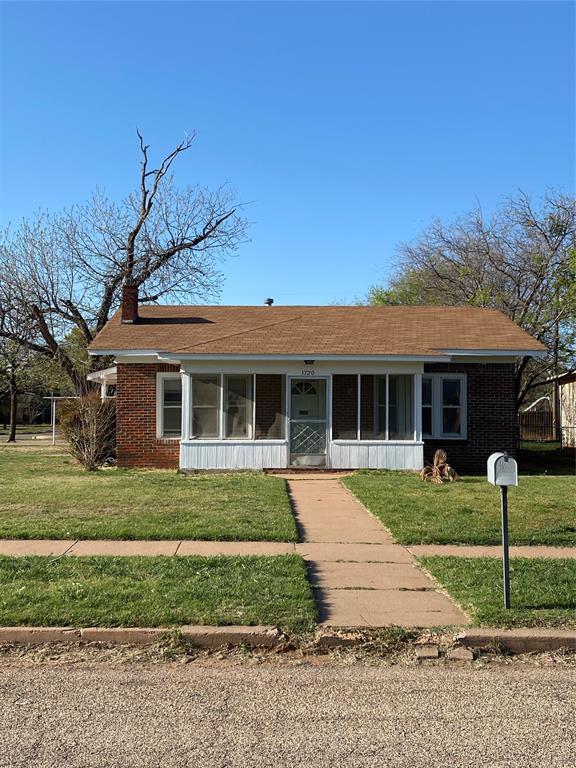 1720 Sandefer  Street, Abilene, Texas 79603 - Acquisto Real Estate best plano realtor mike Shepherd home owners association expert