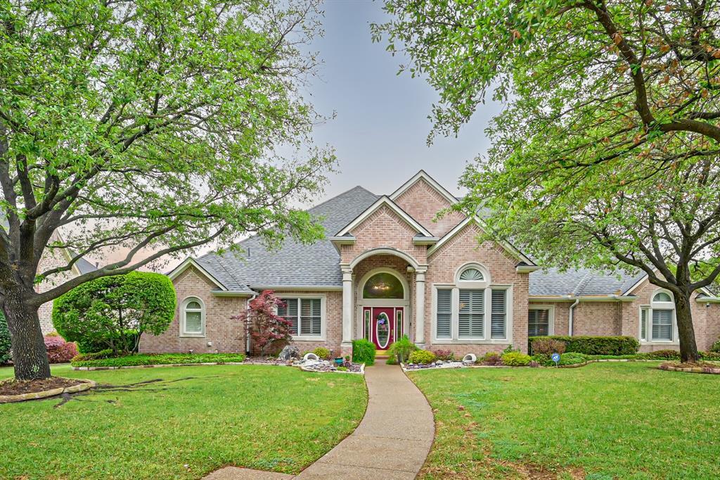 607 Glen Abbey  Drive, Mansfield, Texas 76063 - Acquisto Real Estate best frisco realtor Amy Gasperini 1031 exchange expert