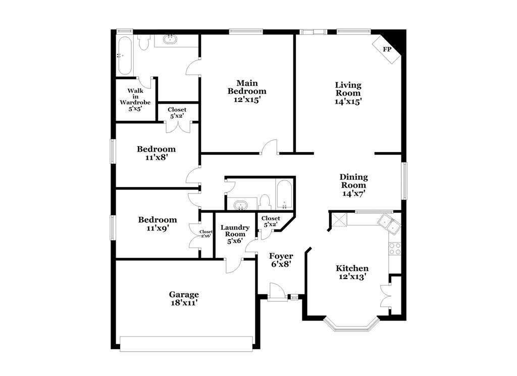 9055 Rushing River  Drive, Fort Worth, Texas 76118 - Acquisto Real Estate best mckinney realtor hannah ewing stonebridge ranch expert