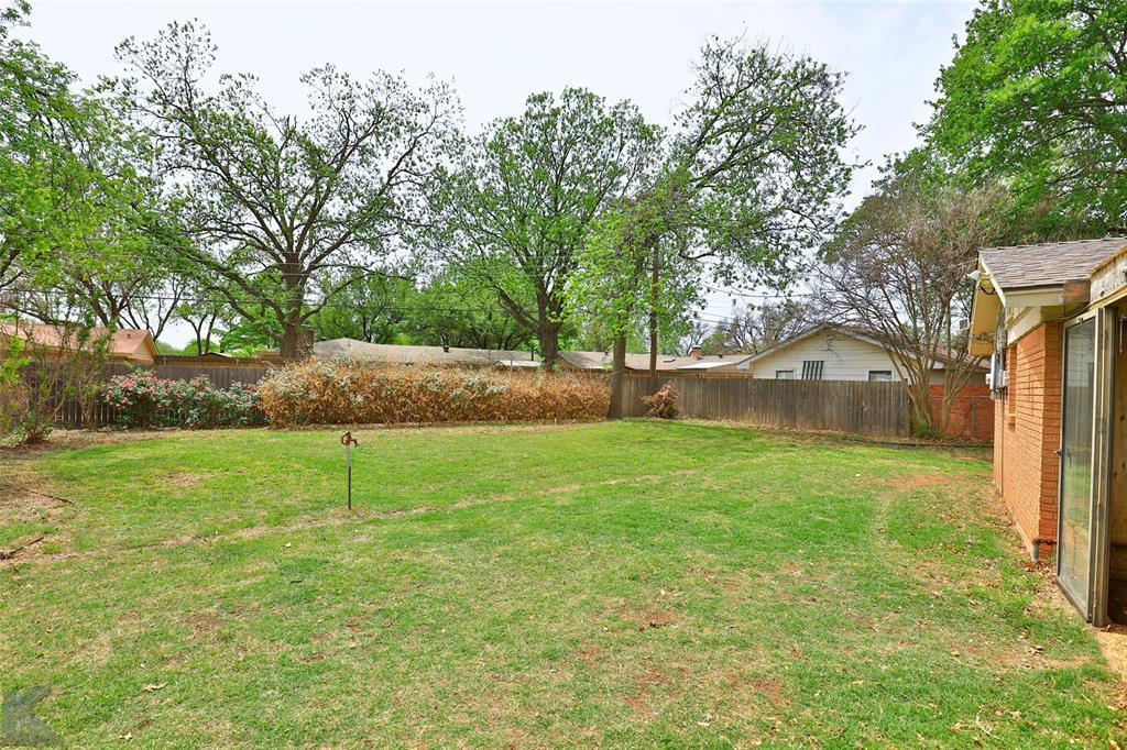 2215 Oakwood  Lane, Abilene, Texas 79605 - acquisto real estate best looking realtor in america shana acquisto