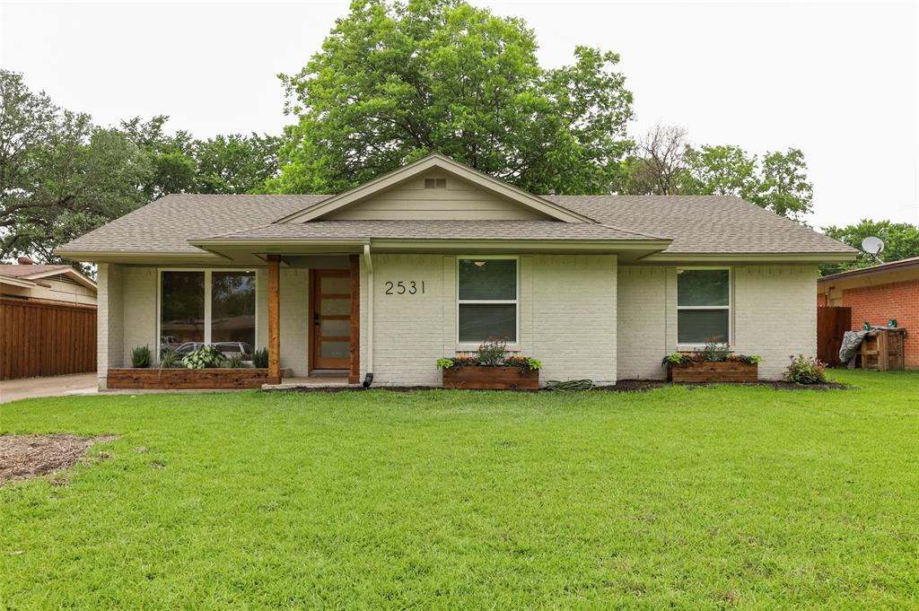 2531 Highwood  Drive, Dallas, Texas 75228 - Acquisto Real Estate best frisco realtor Amy Gasperini 1031 exchange expert