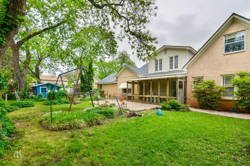 1102 Hollis  Drive, Abilene, Texas 79605 - acquisto real estate best realtor dfw jody daley liberty high school realtor