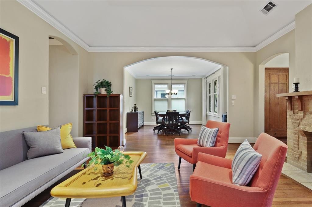 5838 Monticello  Avenue, Dallas, Texas 75206 - acquisto real estate best the colony realtor linda miller the bridges real estate