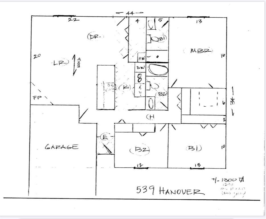 539 Hanover  Drive, Allen, Texas 75002 - acquisto real estate best realtor dfw jody daley liberty high school realtor
