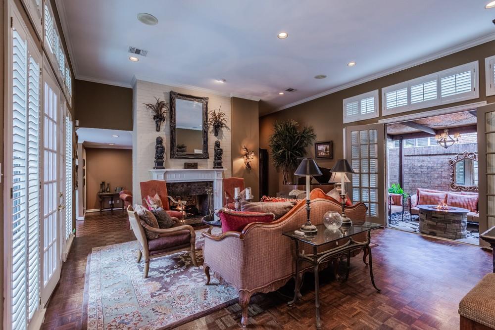 6917 Hillpark  Drive, Dallas, Texas 75230 - Acquisto Real Estate best mckinney realtor hannah ewing stonebridge ranch expert