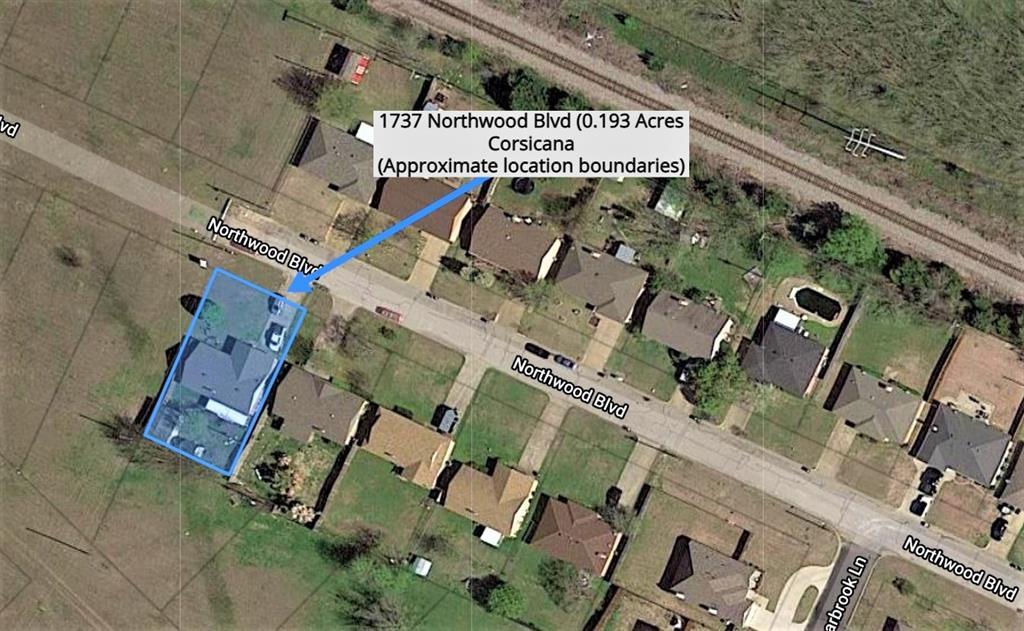 1737 Northwood  Boulevard, Corsicana, Texas 75110 - acquisto real estate best luxury home specialist shana acquisto