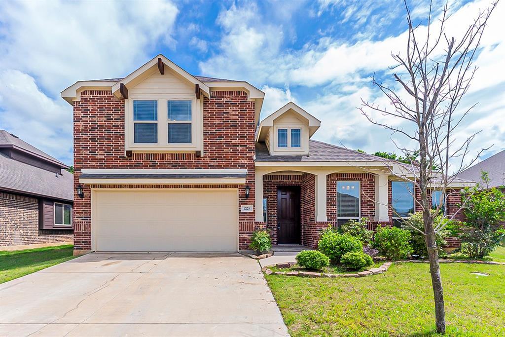 1224 Woodlawn  Avenue, Burleson, Texas 76028 - Acquisto Real Estate best frisco realtor Amy Gasperini 1031 exchange expert