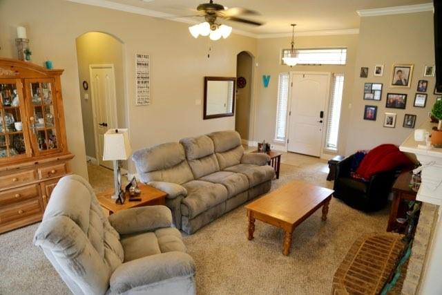 1836 Town Creek  Circle, Weatherford, Texas 76086 - acquisto real estate best allen realtor kim miller hunters creek expert
