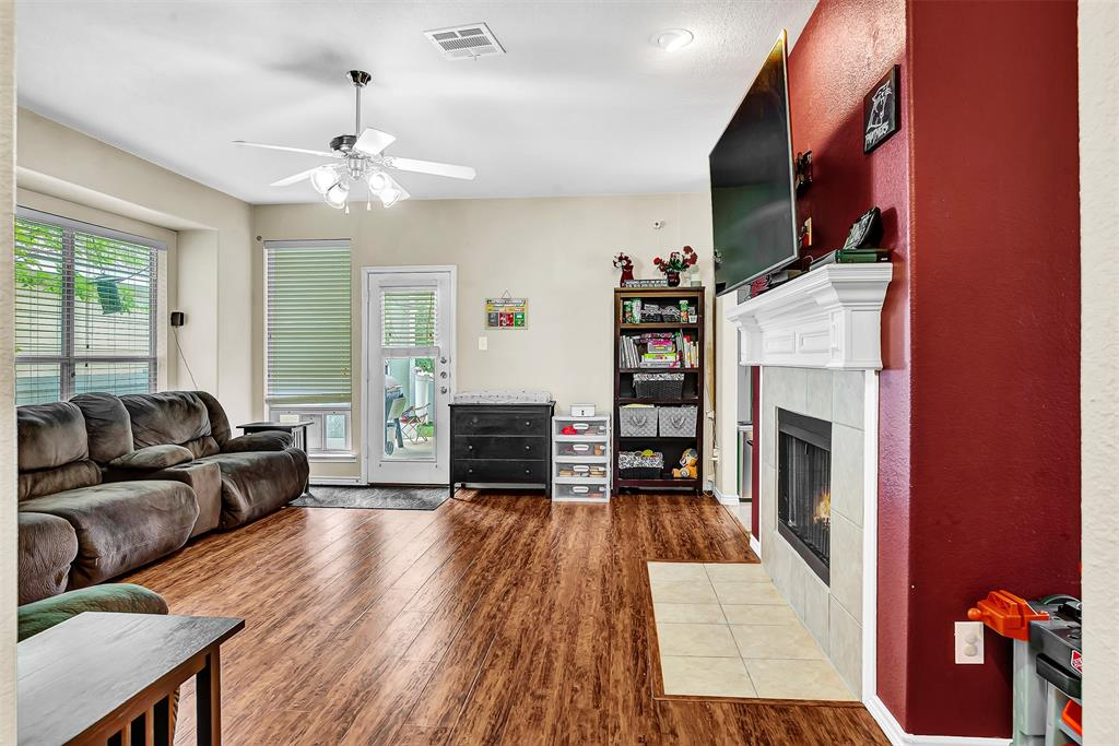 1217 Chattahoochee  Drive, Savannah, Texas 76227 - acquisto real estate best the colony realtor linda miller the bridges real estate