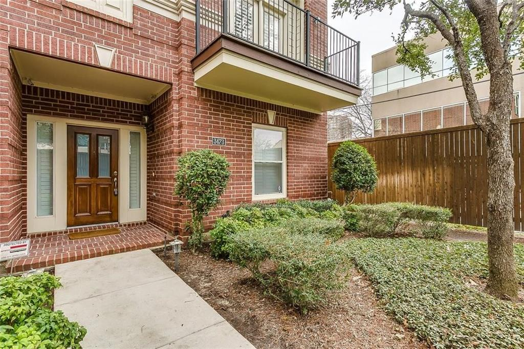 3473 Howell  Street, Dallas, Texas 75204 - Acquisto Real Estate best plano realtor mike Shepherd home owners association expert