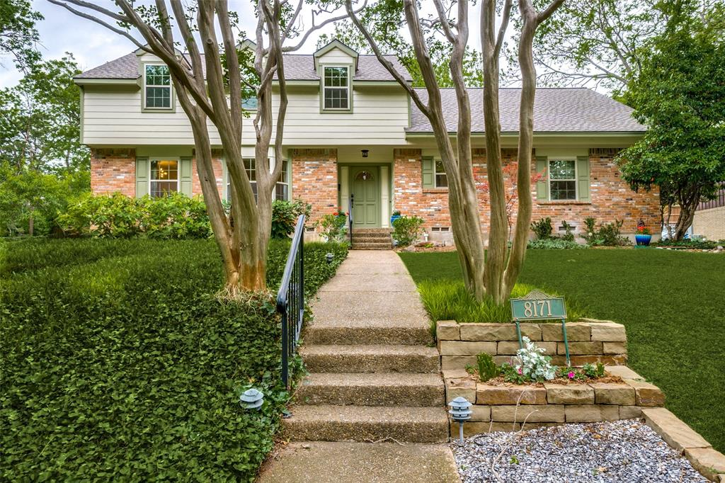 8171 San Cristobal  Drive, Dallas, Texas 75218 - Acquisto Real Estate best plano realtor mike Shepherd home owners association expert