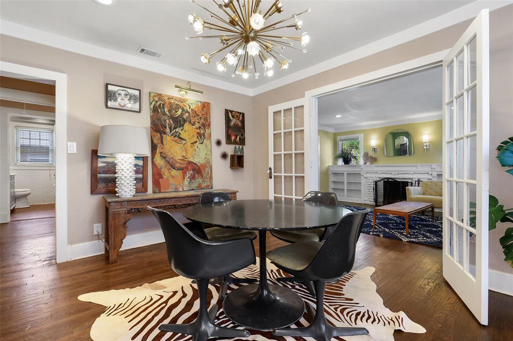 1510 Hampton  Road, Dallas, Texas 75208 - acquisto real estate best new home sales realtor linda miller executor real estate