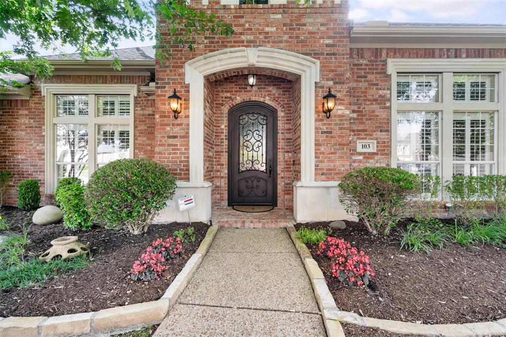 103 Turnberry  Circle, McKinney, Texas 75072 - acquisto real estate best allen realtor kim miller hunters creek expert