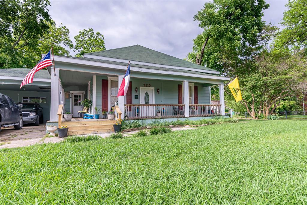 2115 WALWORTH  Greenville, Texas 75401 - acquisto real estate best realtor dfw jody daley liberty high school realtor