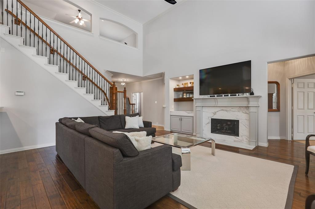 3437 Courtney  Drive, Flower Mound, Texas 75022 - acquisto real estate best designer and realtor hannah ewing kind realtor