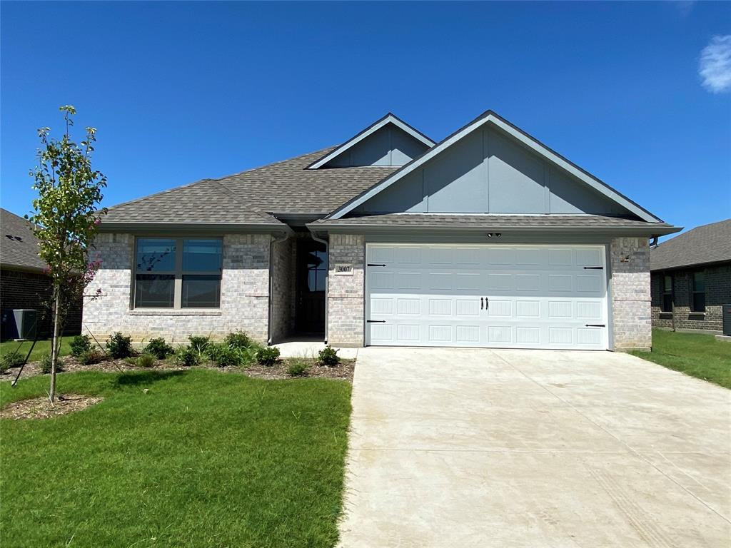 3007 Cliffview  Drive, Sanger, Texas 76266 - Acquisto Real Estate best frisco realtor Amy Gasperini 1031 exchange expert