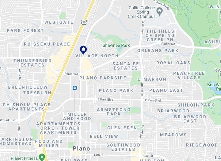 3441 N  Avenue, Plano, Texas 75074 - acquisto real estate best highland park realtor amy gasperini fast real estate service