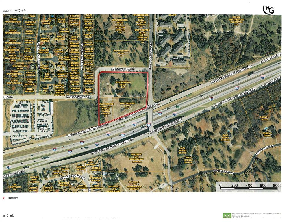 TBD I-20  Highway, Weatherford, Texas 76086 - Acquisto Real Estate best mckinney realtor hannah ewing stonebridge ranch expert