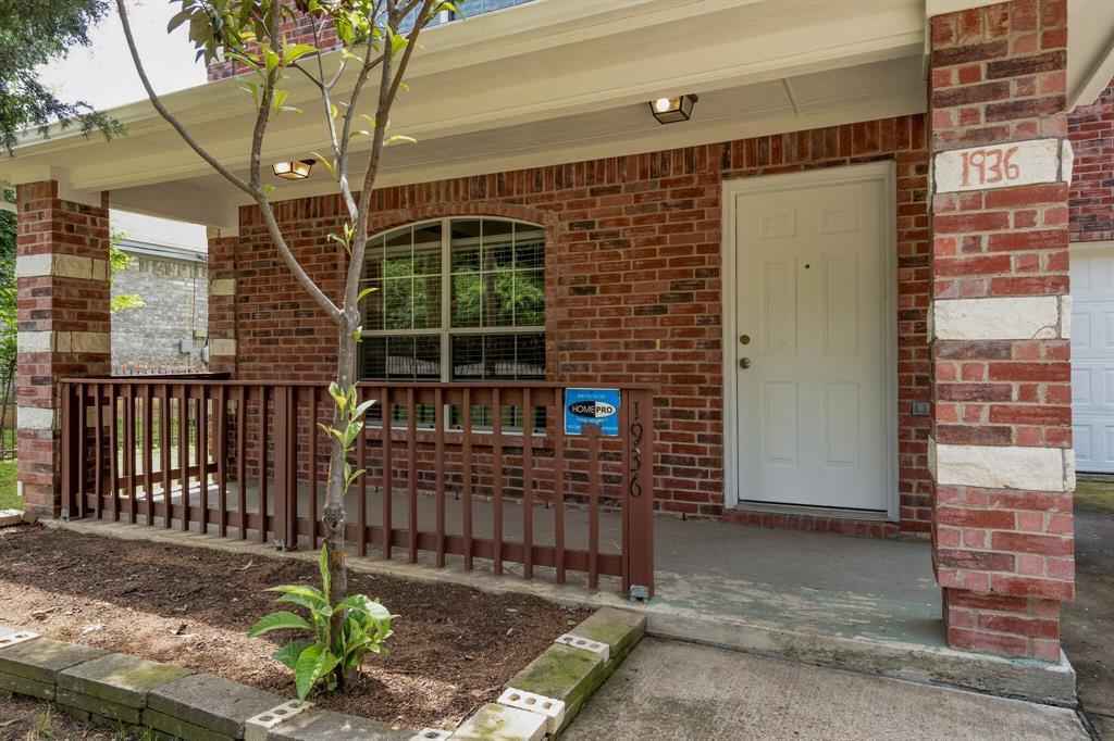 1936 Rosebud  Drive, Irving, Texas 75060 - Acquisto Real Estate best frisco realtor Amy Gasperini 1031 exchange expert