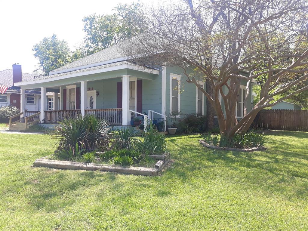 2115 WALWORTH  Greenville, Texas 75401 - Acquisto Real Estate best mckinney realtor hannah ewing stonebridge ranch expert