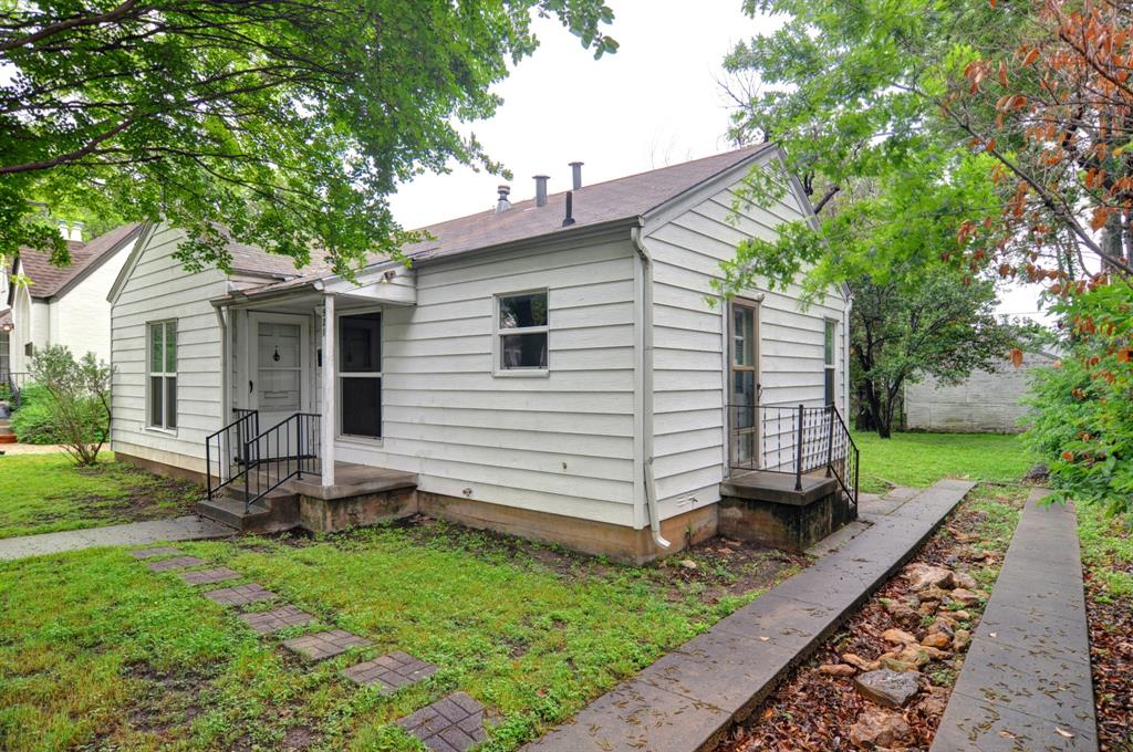 4921 Pershing  Avenue, Fort Worth, Texas 76107 - acquisto real estate best the colony realtor linda miller the bridges real estate